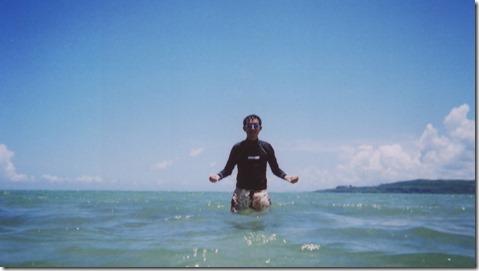 沖縄2014海水浴