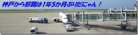 神戸空港スカイマーク